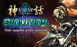 ROW Evolution新手禮包